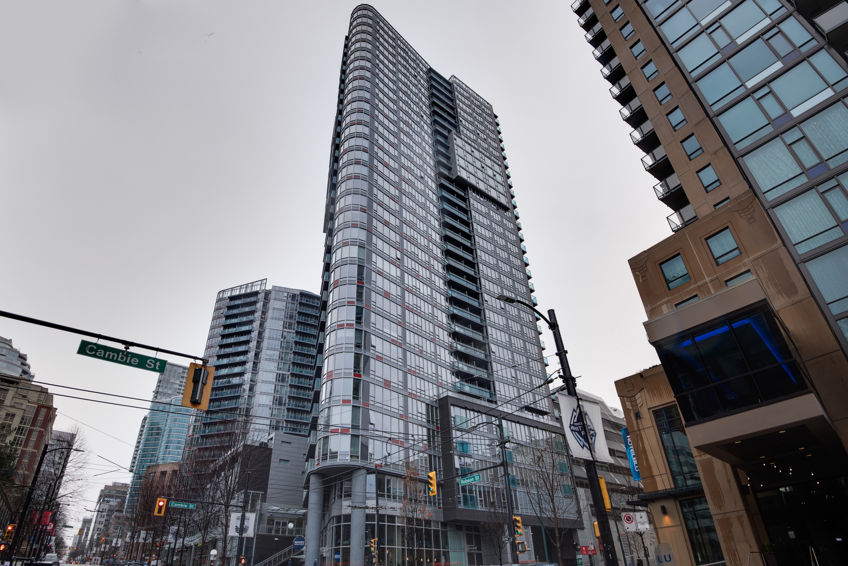 2 at 502 - 233 Robson Street, Downtown VW, Vancouver West
