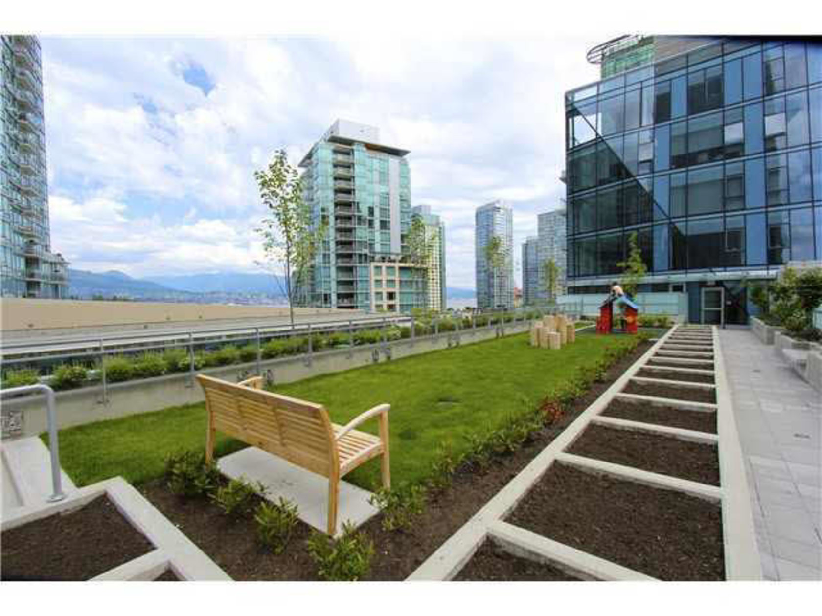 501 - 1499 W Pender Street, Coal Harbour, Vancouver West