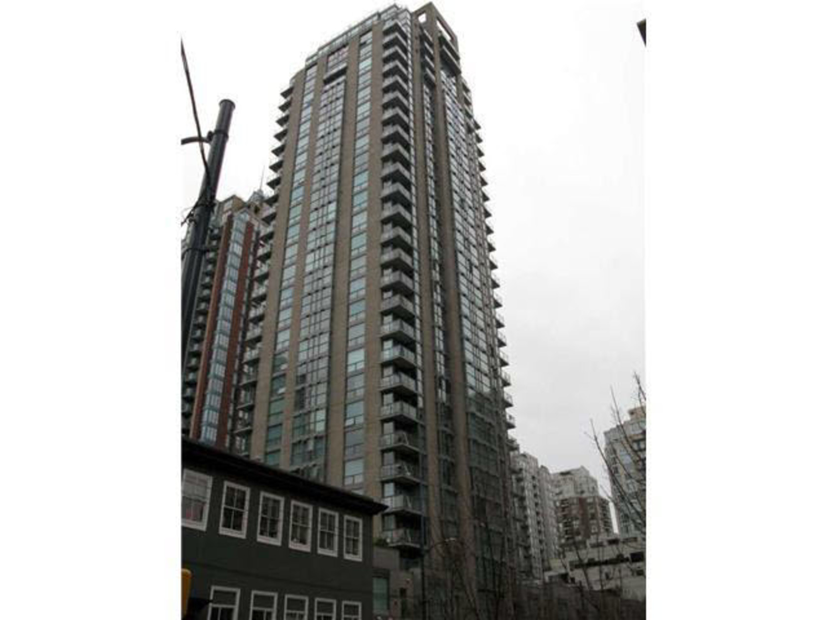 1805 - 928 Richards Street, Yaletown, Vancouver West