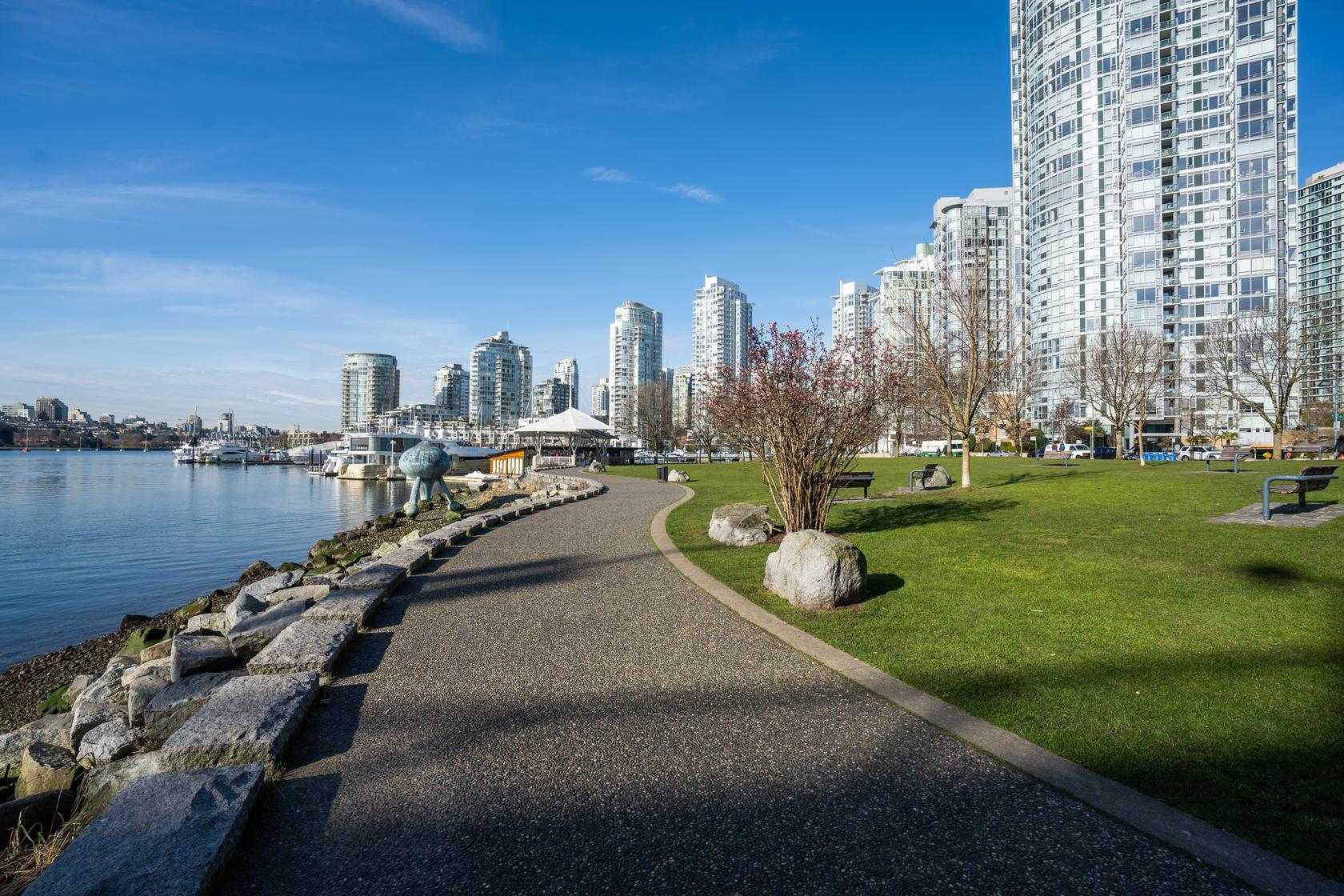 20 at 905 - 980 Cooperage Way, Cooperage Park (Yaletown), Vancouver West