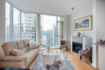 04 at 1905 - 1211 Melville Street, Coal Harbour, Vancouver West