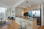 14 at 1905 - 1211 Melville Street, Coal Harbour, Vancouver West
