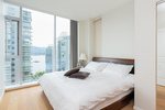 21 at 1905 - 1211 Melville Street, Coal Harbour, Vancouver West