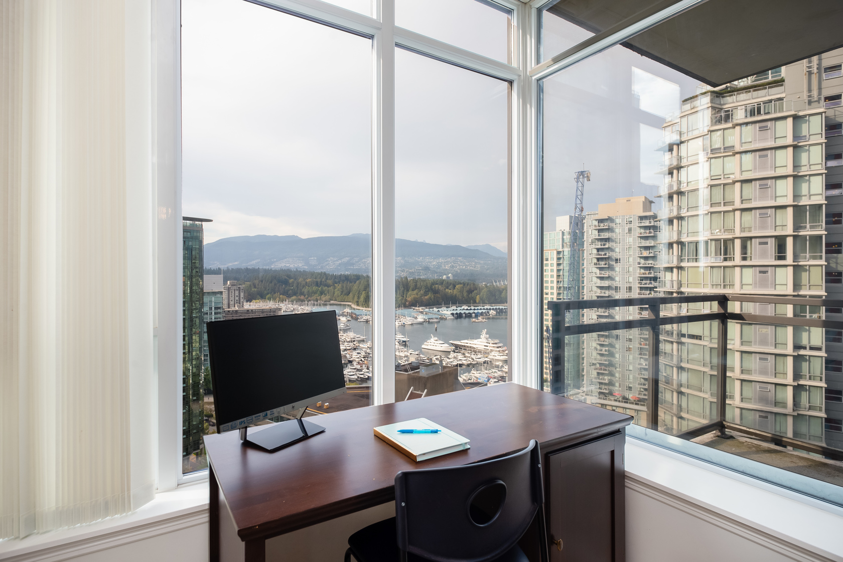 26 at 1905 - 1211 Melville Street, Coal Harbour, Vancouver West