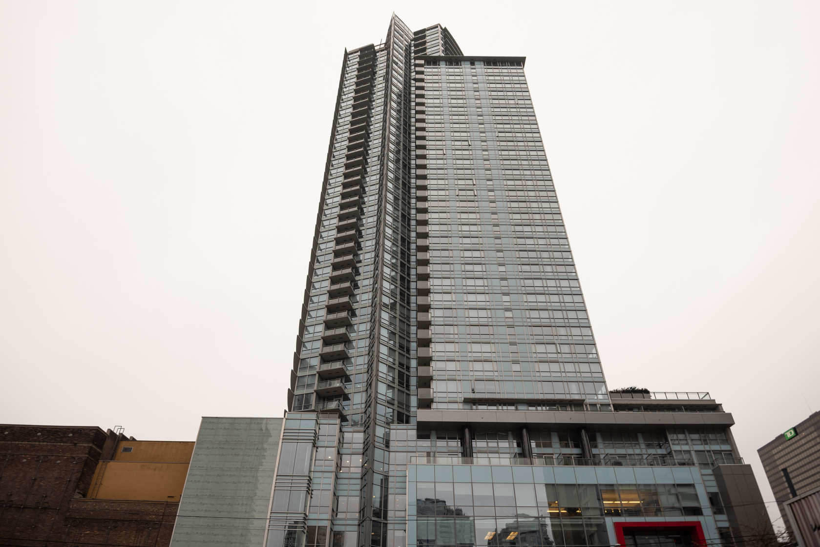 1 at 2704 - 833 Seymour Street, Downtown VW, Vancouver West