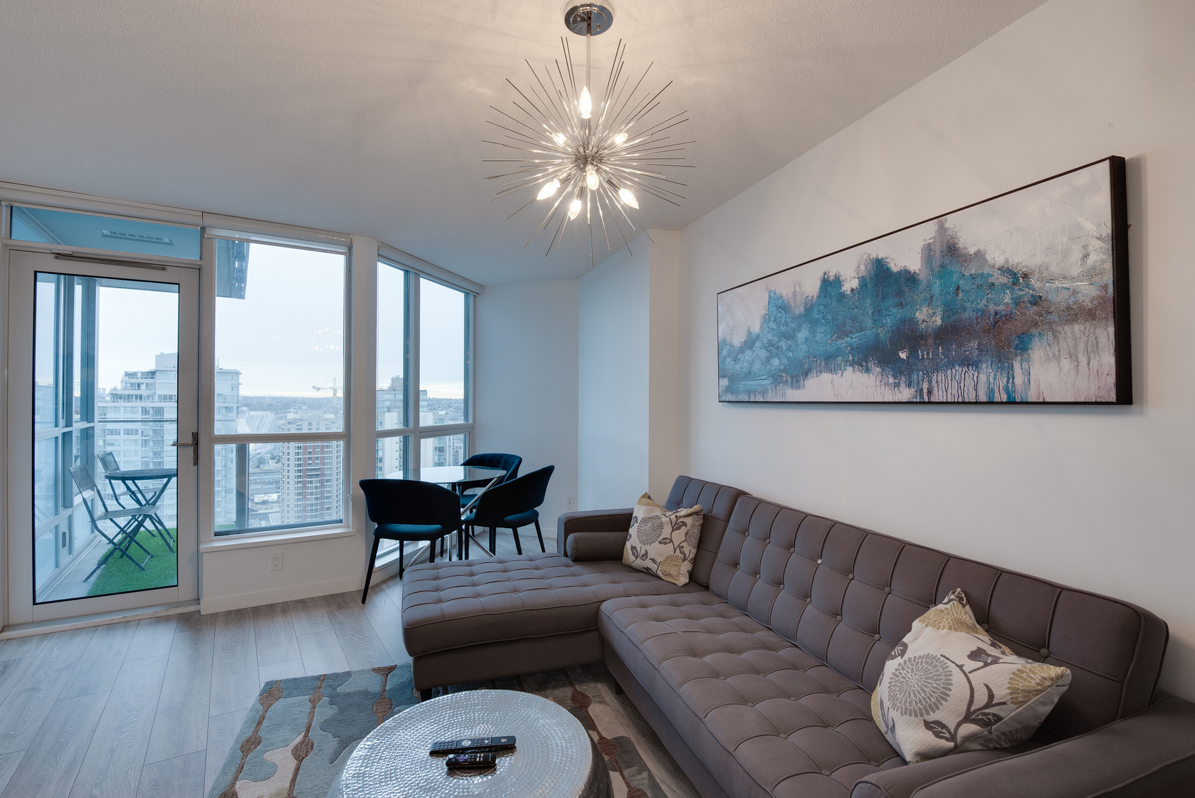 10 at 2704 - 833 Seymour Street, Downtown VW, Vancouver West