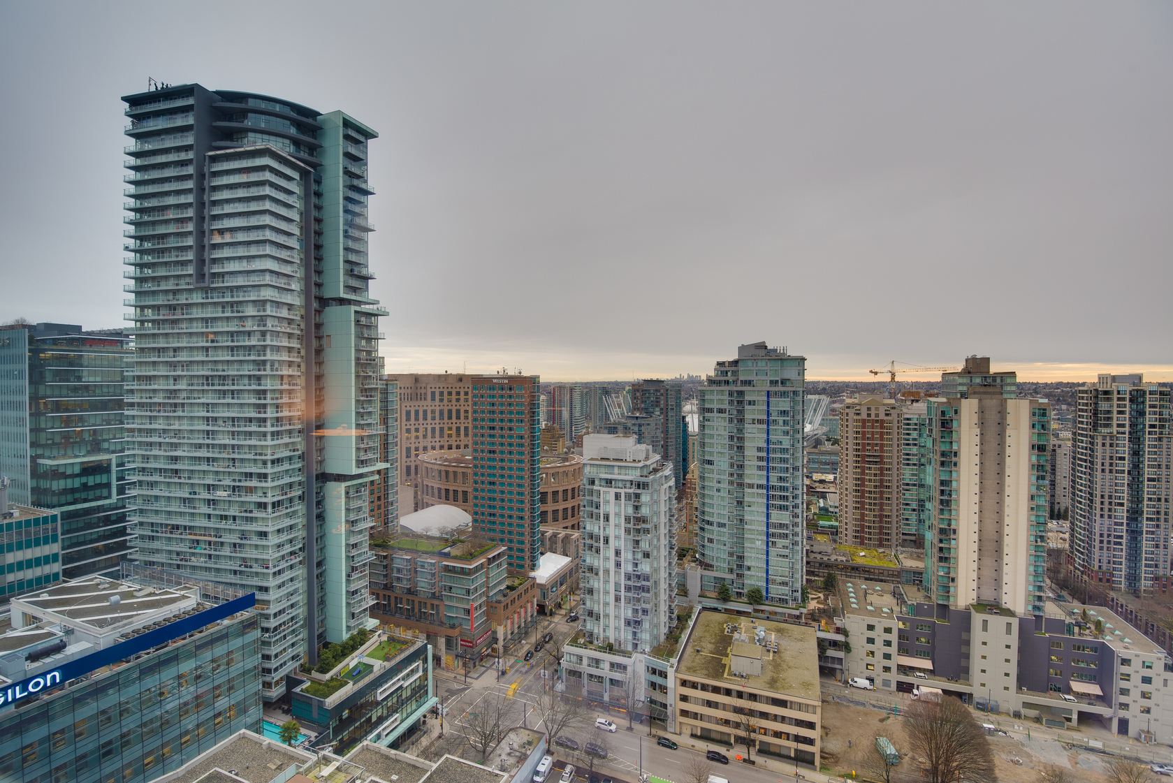 15 at 2704 - 833 Seymour Street, Downtown VW, Vancouver West