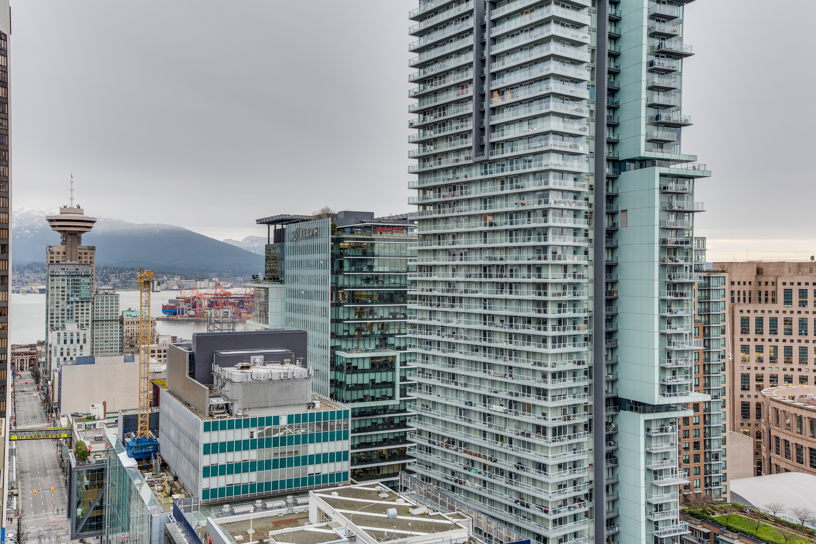 17 at 2704 - 833 Seymour Street, Downtown VW, Vancouver West