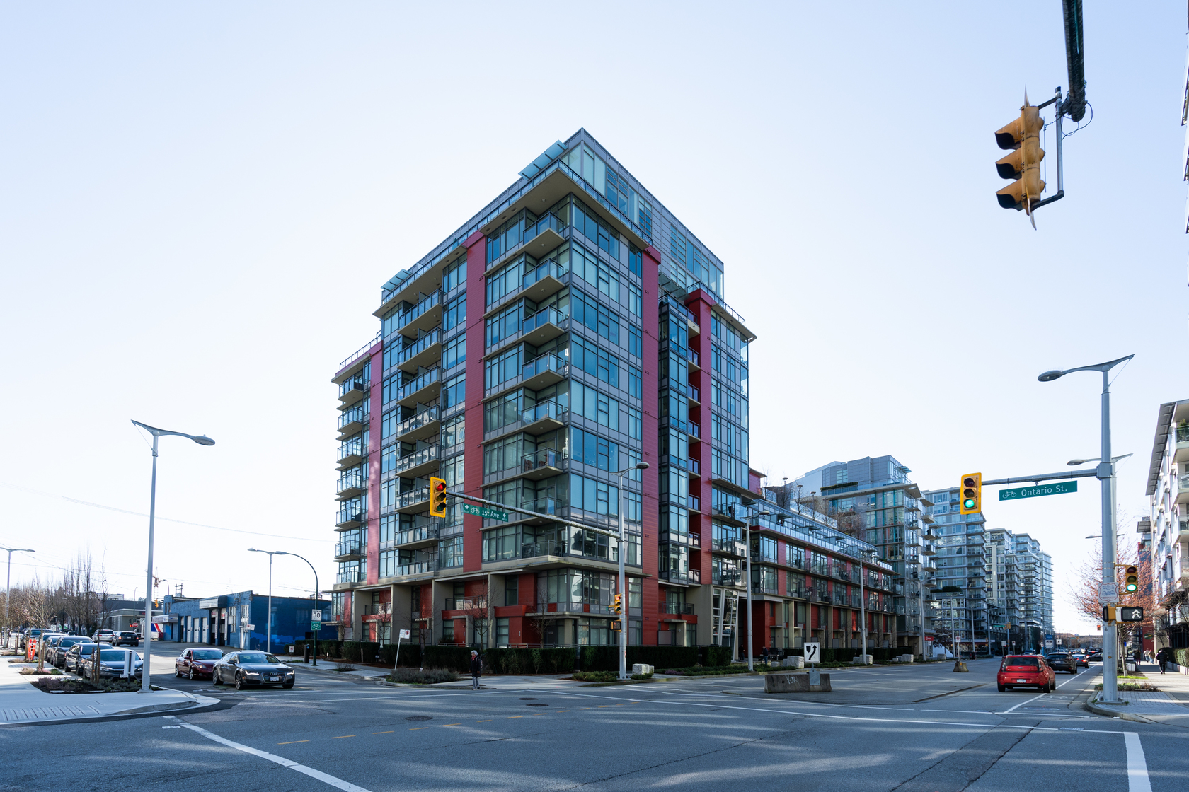 2 at 520 - 38 W 1st Avenue, Olympic Village (False Creek), Vancouver West