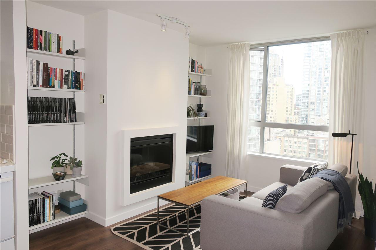 1809 - 1225 Richards Street, Downtown VW, Vancouver West