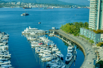 13 at 1503 - 499 Broughton Street, Coal Harbour Waterfront (Coal Harbour), Vancouver West
