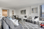 3 at 1503 - 499 Broughton Street, Coal Harbour Waterfront (Coal Harbour), Vancouver West