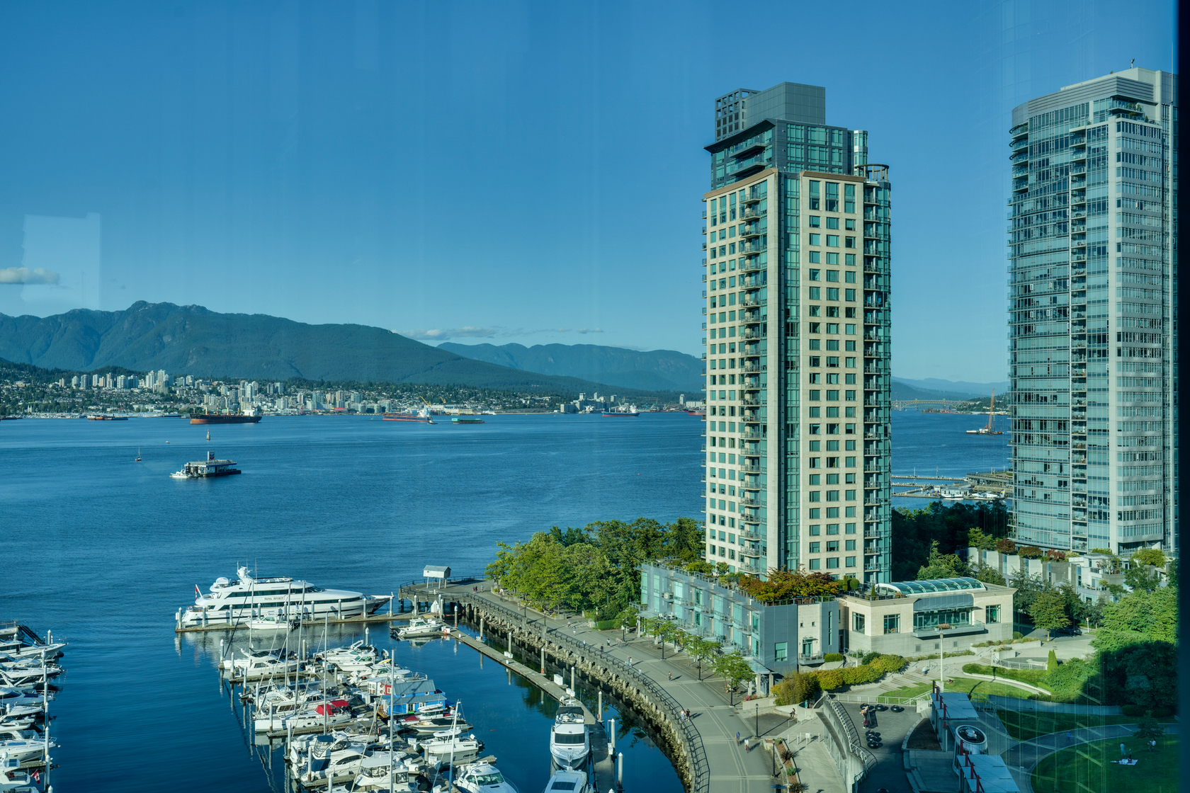 12 at 1503 - 499 Broughton Street, Coal Harbour Waterfront (Coal Harbour), Vancouver West