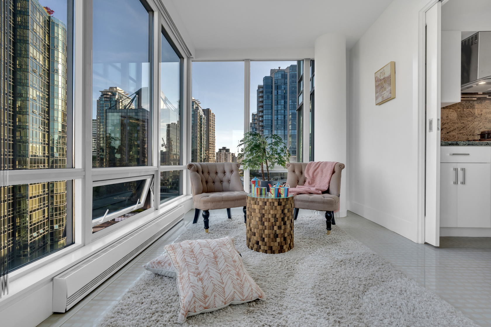 5 at 1503 - 499 Broughton Street, Coal Harbour Waterfront (Coal Harbour), Vancouver West