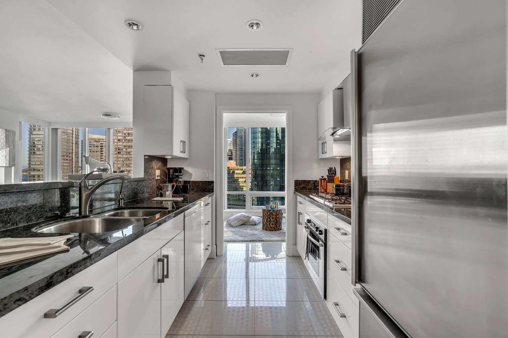 7 at 1503 - 499 Broughton Street, Coal Harbour Waterfront (Coal Harbour), Vancouver West