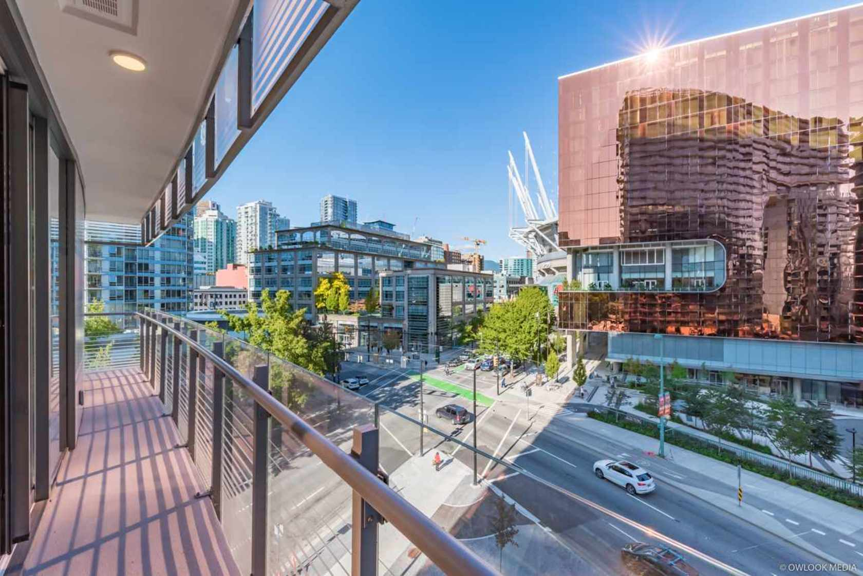 606-2 at 6th Floor - 89 Nelson Street, Yaletown, Vancouver West