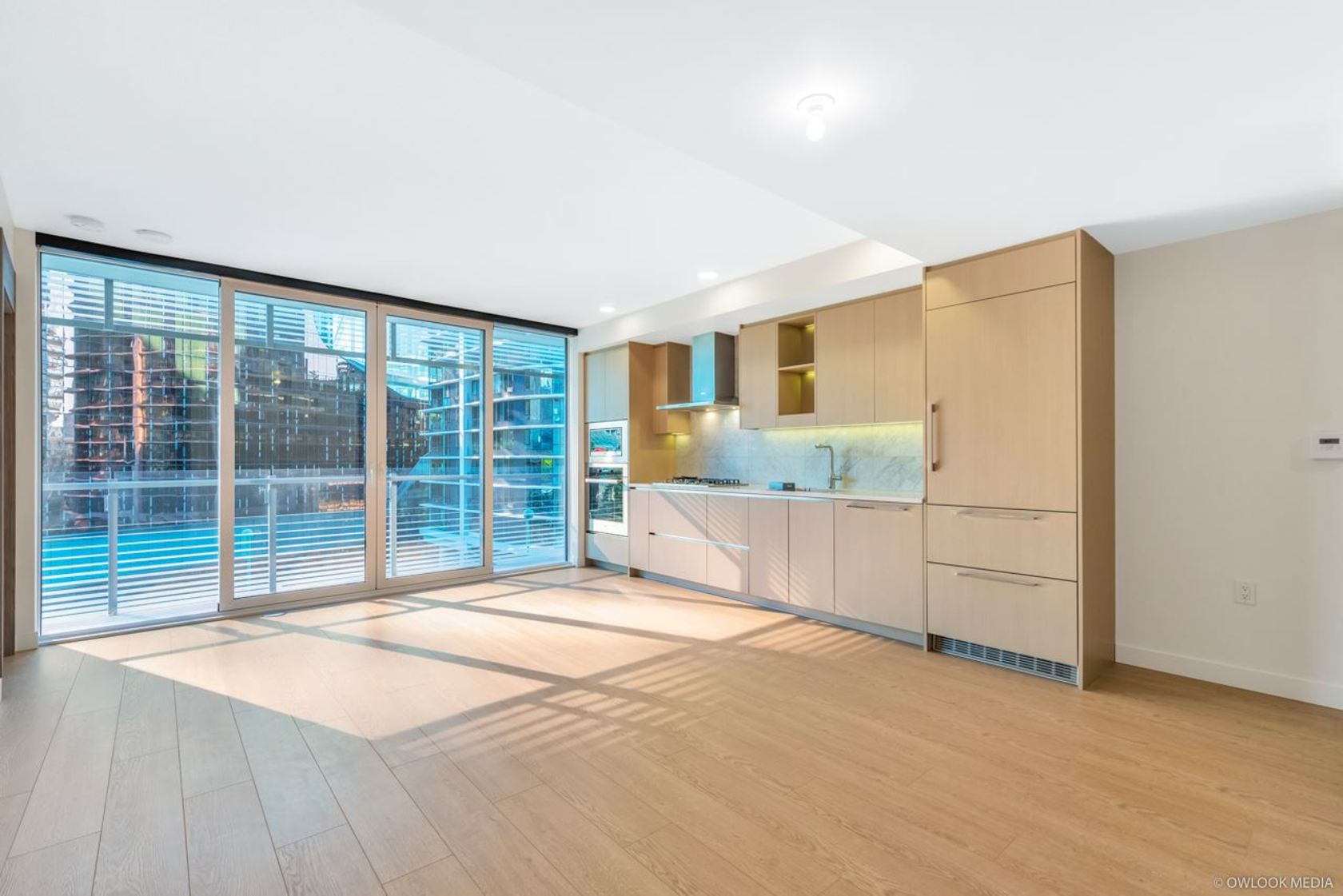 606-4 at 6th Floor - 89 Nelson Street, Yaletown, Vancouver West