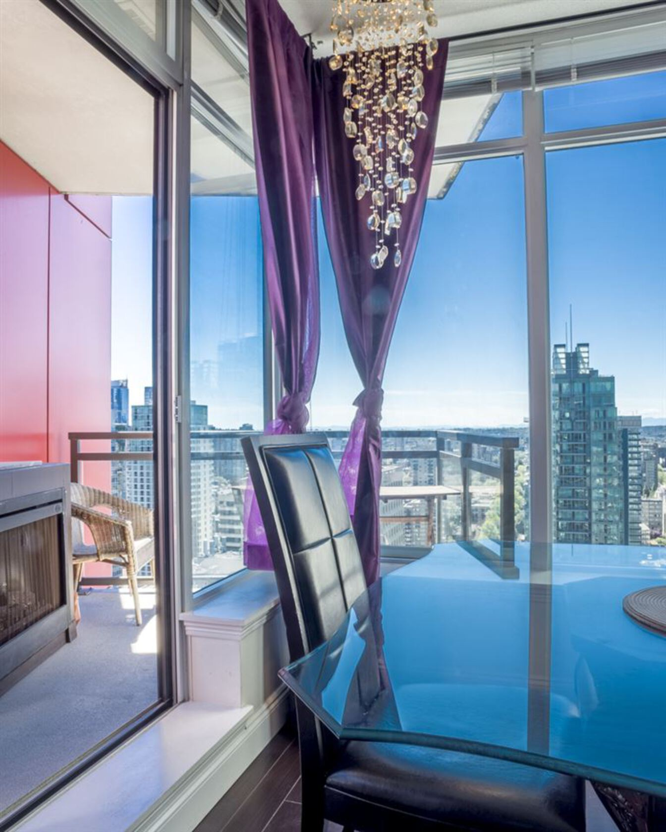 262128478-1 at 34th floor - 1211 Melville , Coal Harbour, Vancouver West