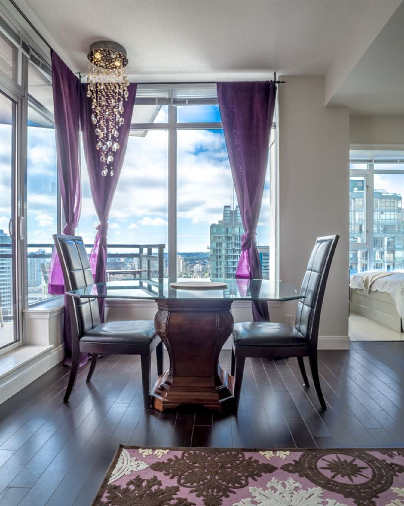 262128478-2 at 34th floor - 1211 Melville , Coal Harbour, Vancouver West