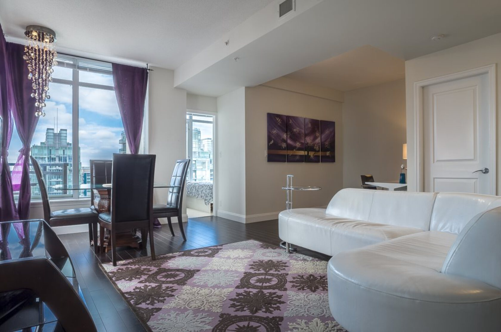 262128478-3 at 34th floor - 1211 Melville , Coal Harbour, Vancouver West