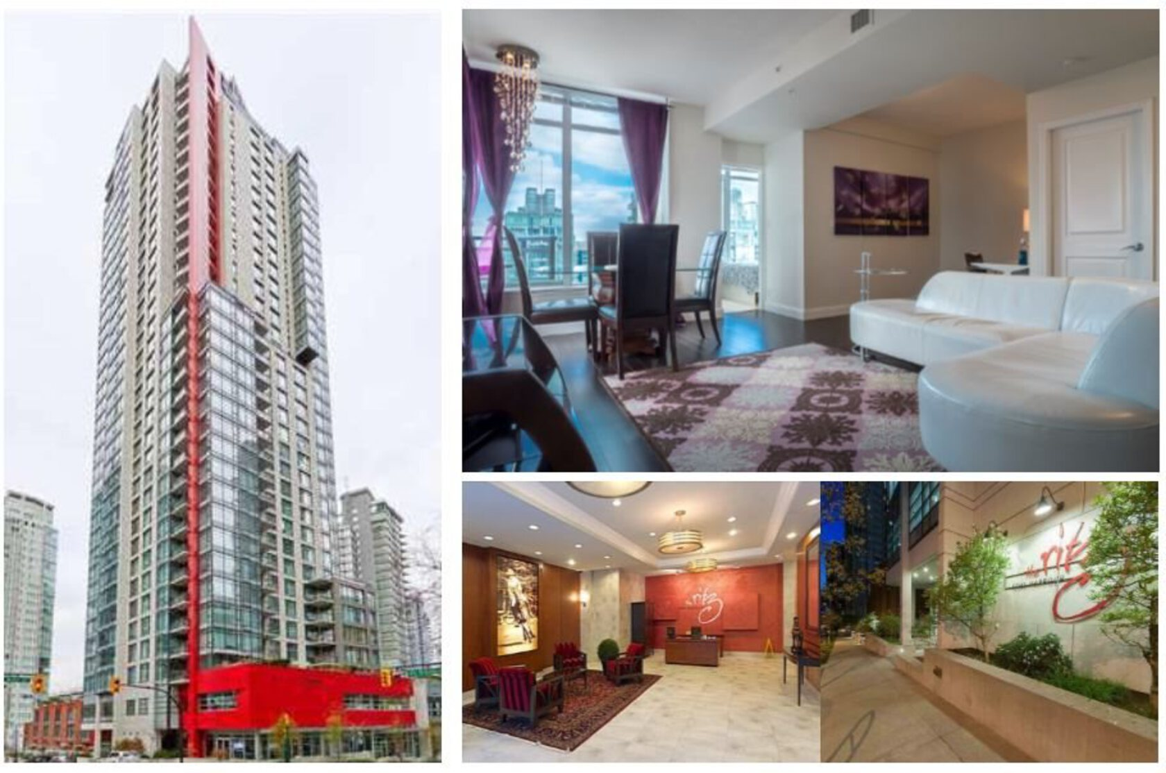 262128478 at 34th floor - 1211 Melville , Coal Harbour, Vancouver West
