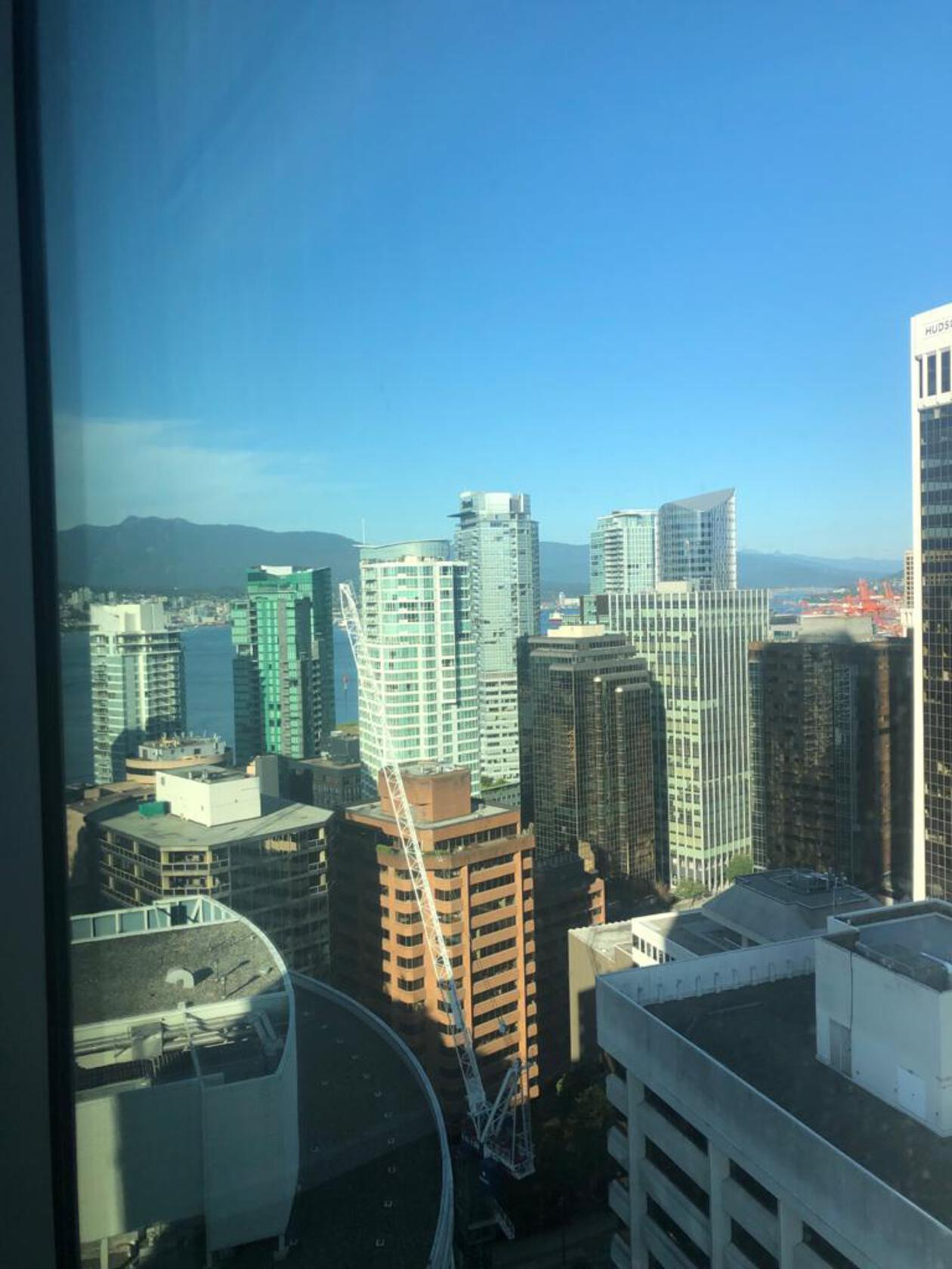 7f0c26ec-7302-4dc6-b692-6c5e5705229b at 33rd floor - 1151 West Georgia , Coal Harbour, Vancouver West