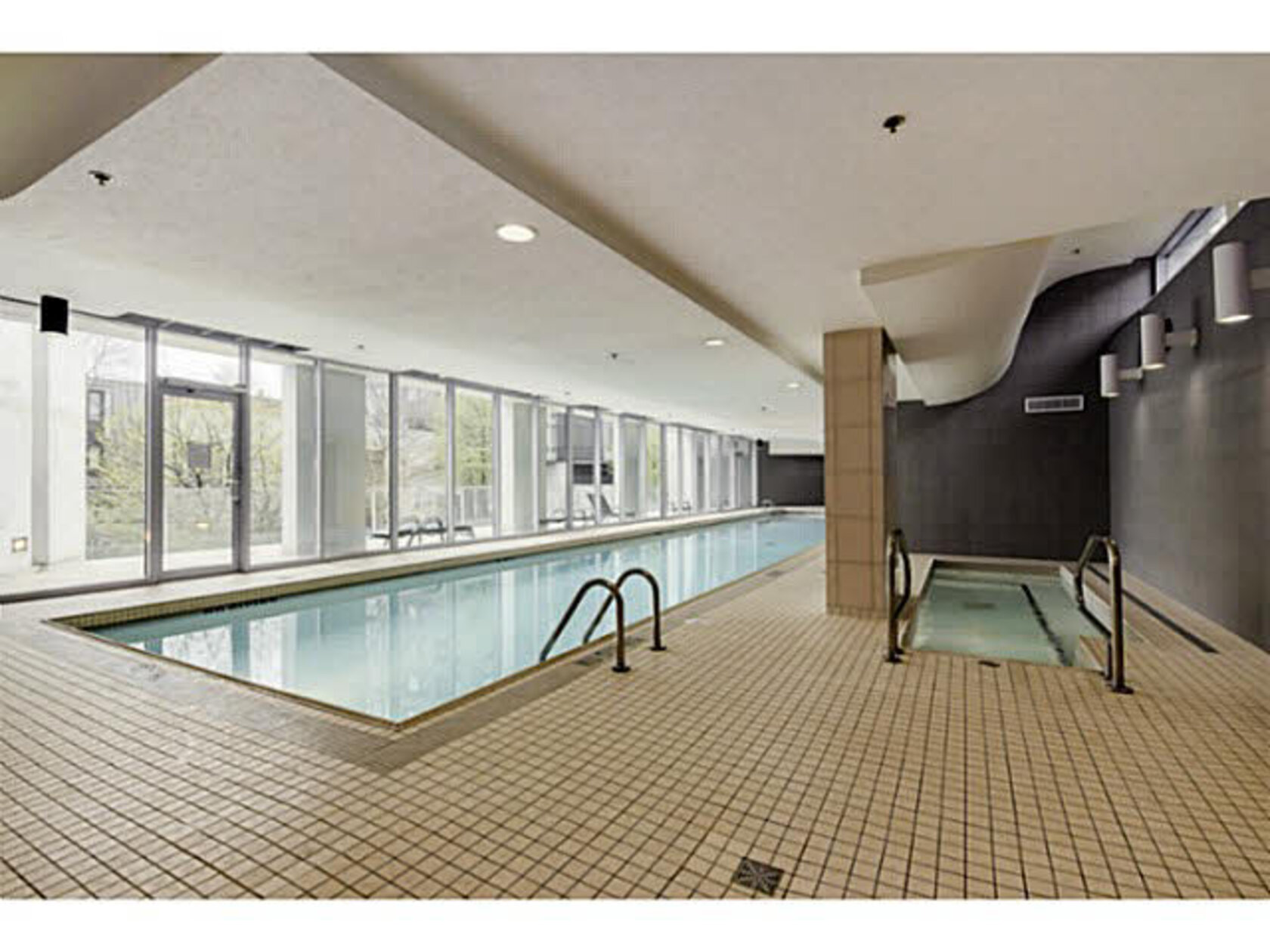 pool at 2001 - 1495 Richards, Yaletown, Vancouver West