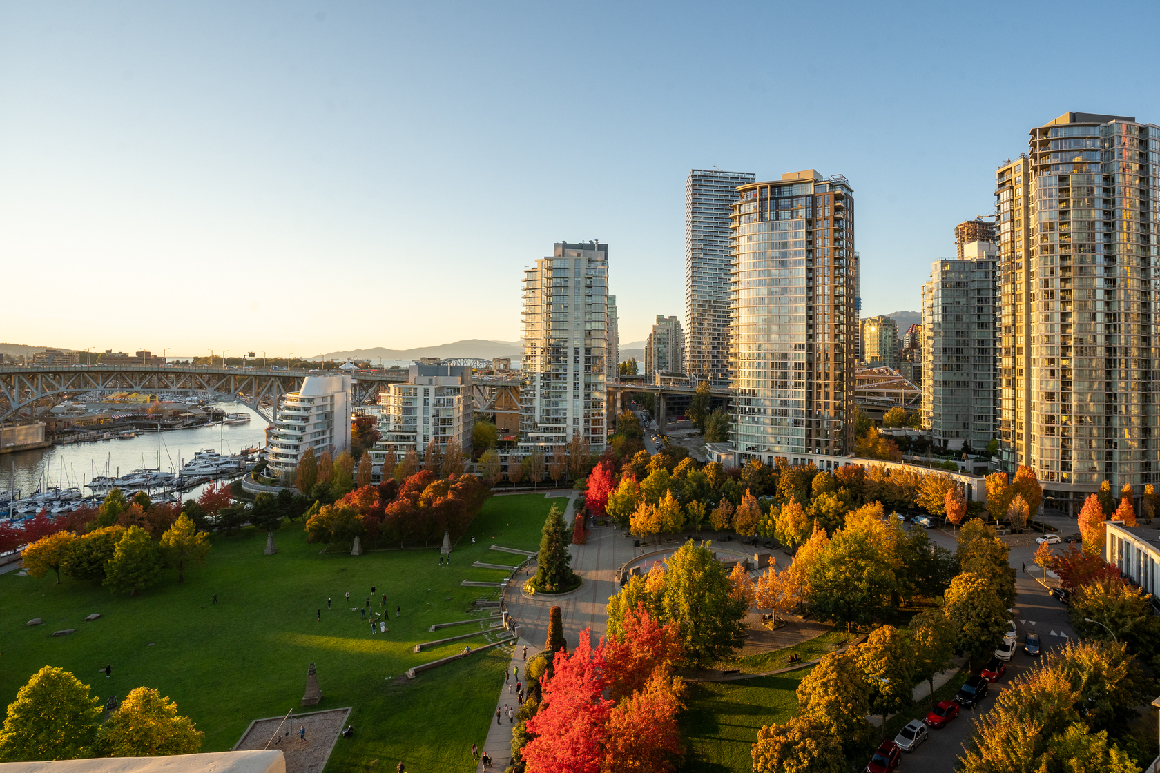13 at 18th floor - 428 Beach, Yaletown, Vancouver West