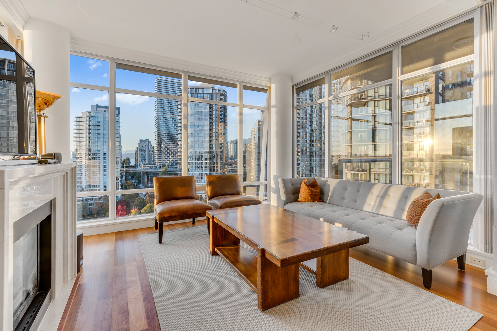 8 at 18th floor - 428 Beach, Yaletown, Vancouver West