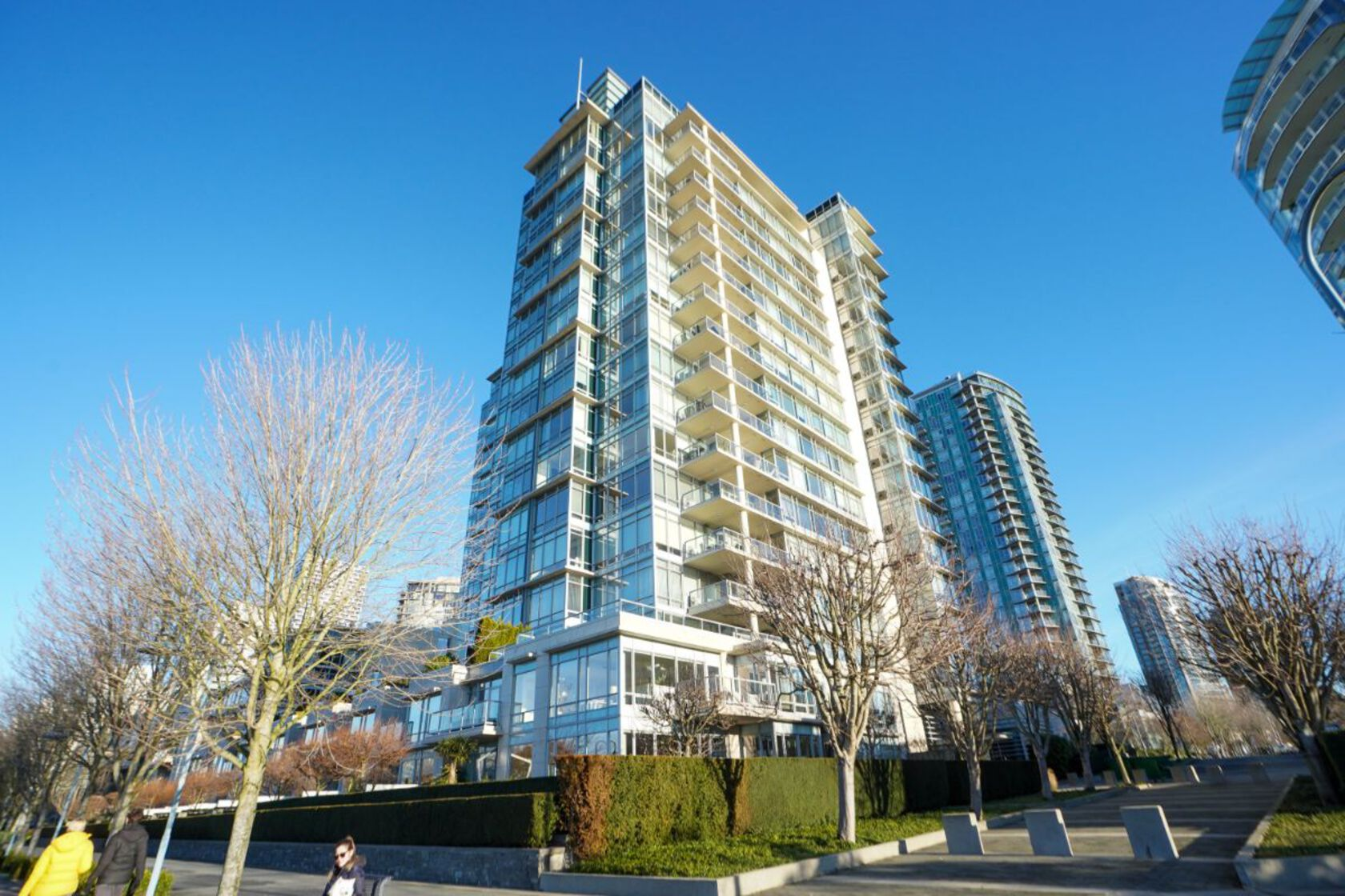 1 at 7th floor - 426 Beach Avenue, Yaletown, Vancouver West