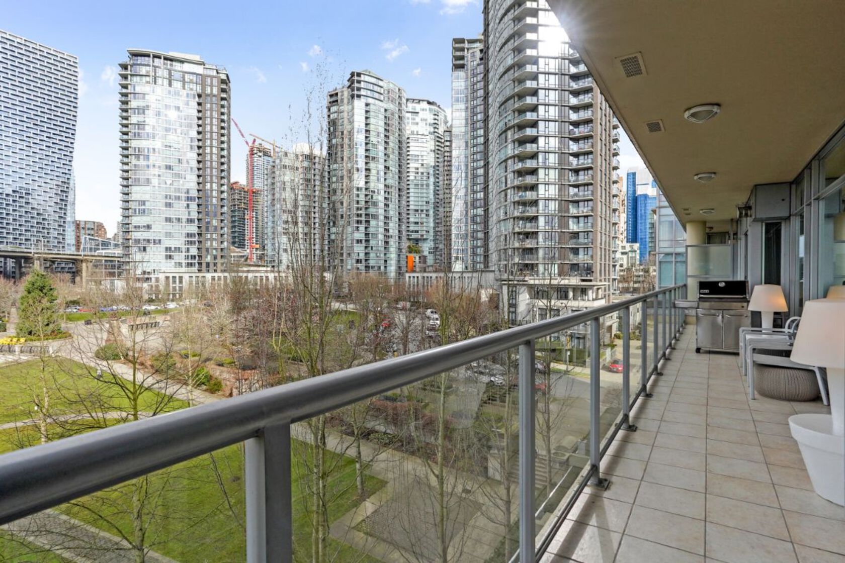 6 at 7th floor - 426 Beach Avenue, Yaletown, Vancouver West