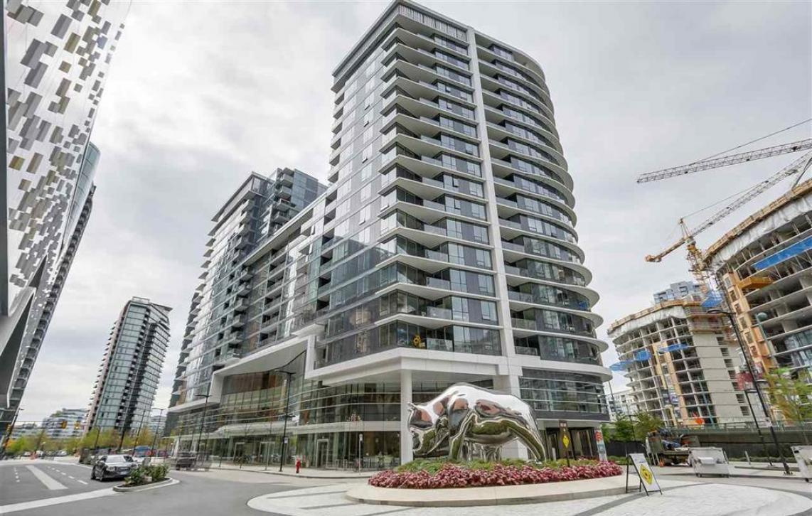 521 - 68 Smithe Street, Cooperage Park (Downtown VW), Vancouver West