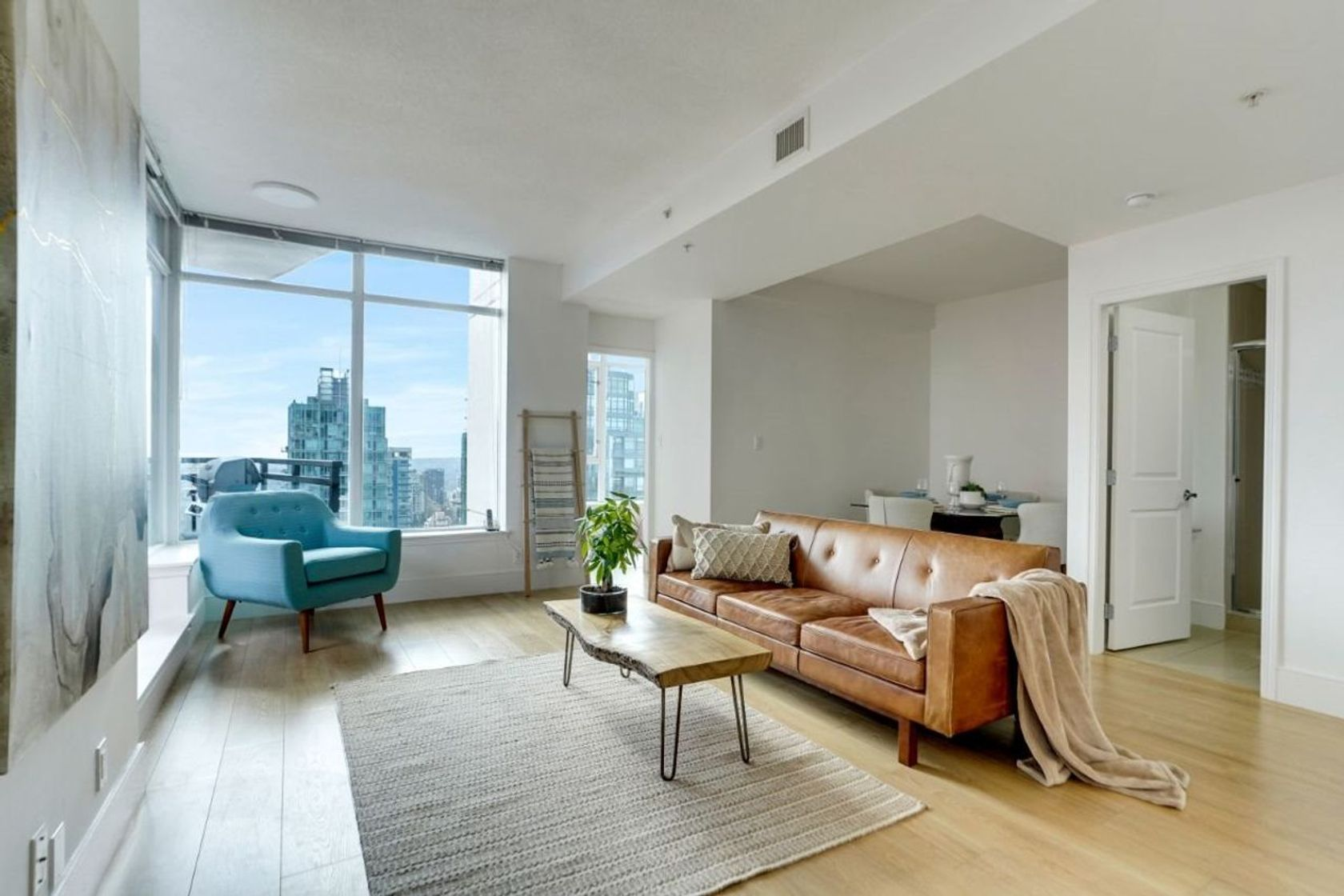 3401 - 1211 Melville Street, Coal Harbour, Vancouver West