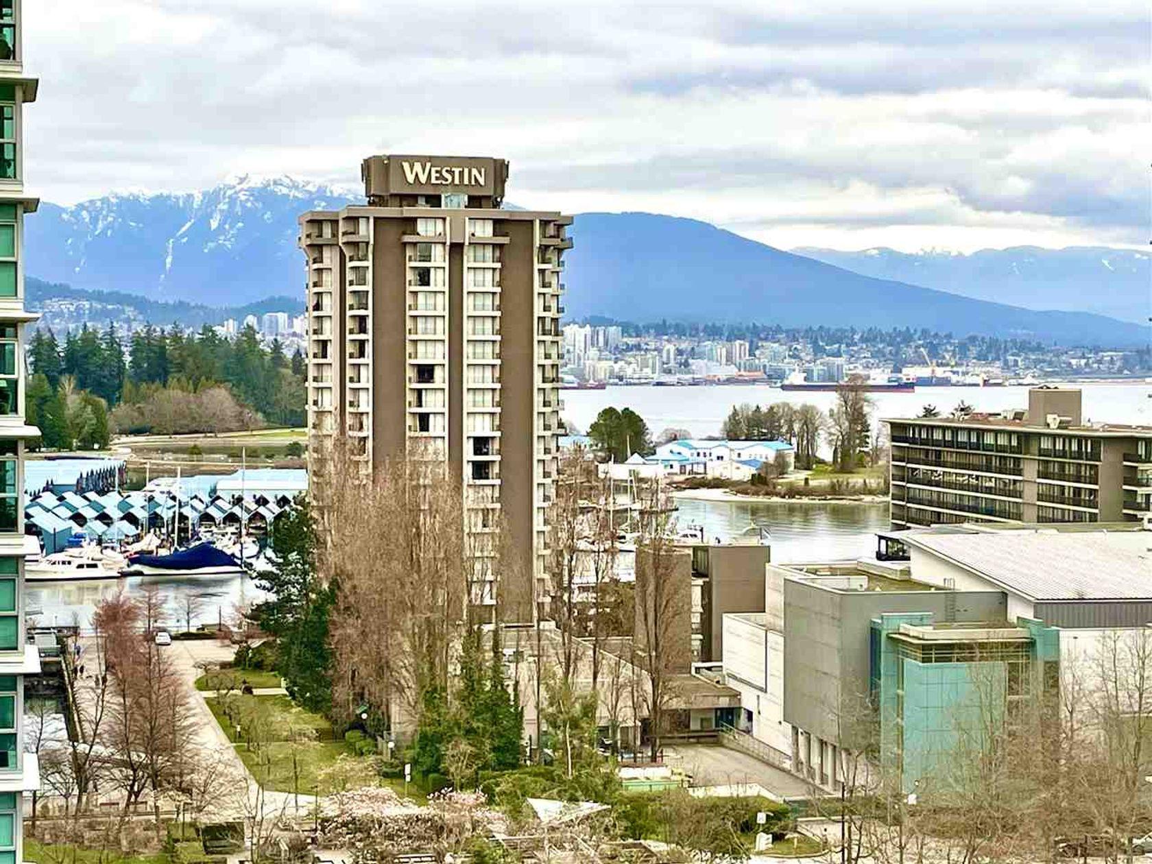 12th floor - 1723 Alberni, Coal Harbour, Vancouver West
