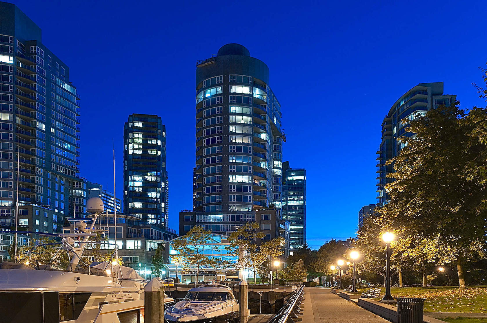 501 - 560 Cardero Street, Downtown VW, Vancouver West