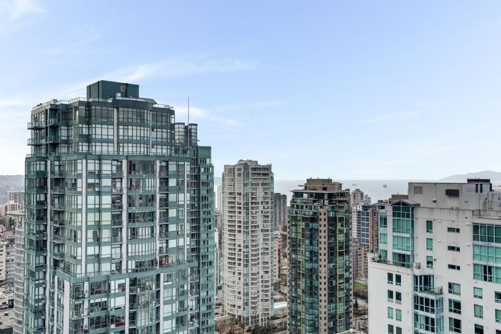 11 at 34th Floor - 1211 Melville, Coal Harbour, Vancouver West