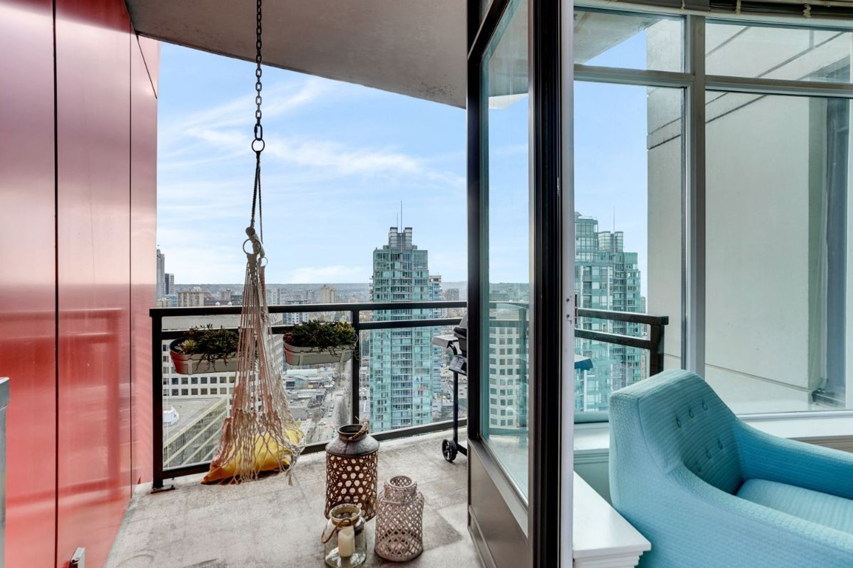 9 at 34th Floor - 1211 Melville, Coal Harbour, Vancouver West