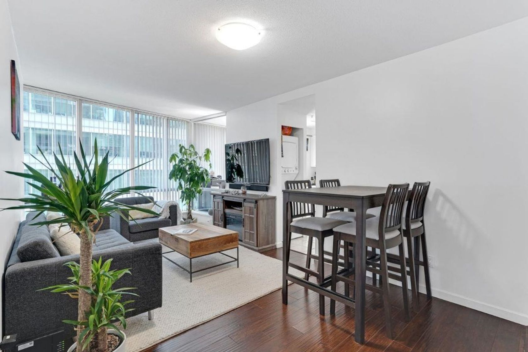 1508 - 1166 Melville Street, Coal Harbour, Vancouver West