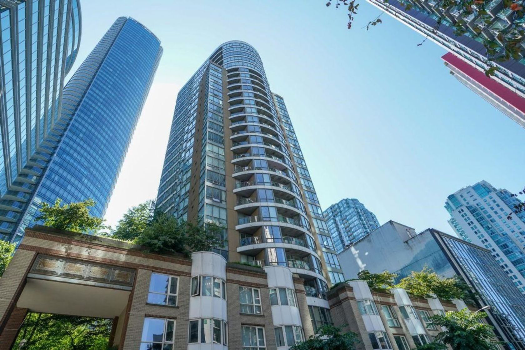 1166-melville-street-coal-harbour-vancouver-west-13 at 1508 - 1166 Melville Street, Coal Harbour, Vancouver West