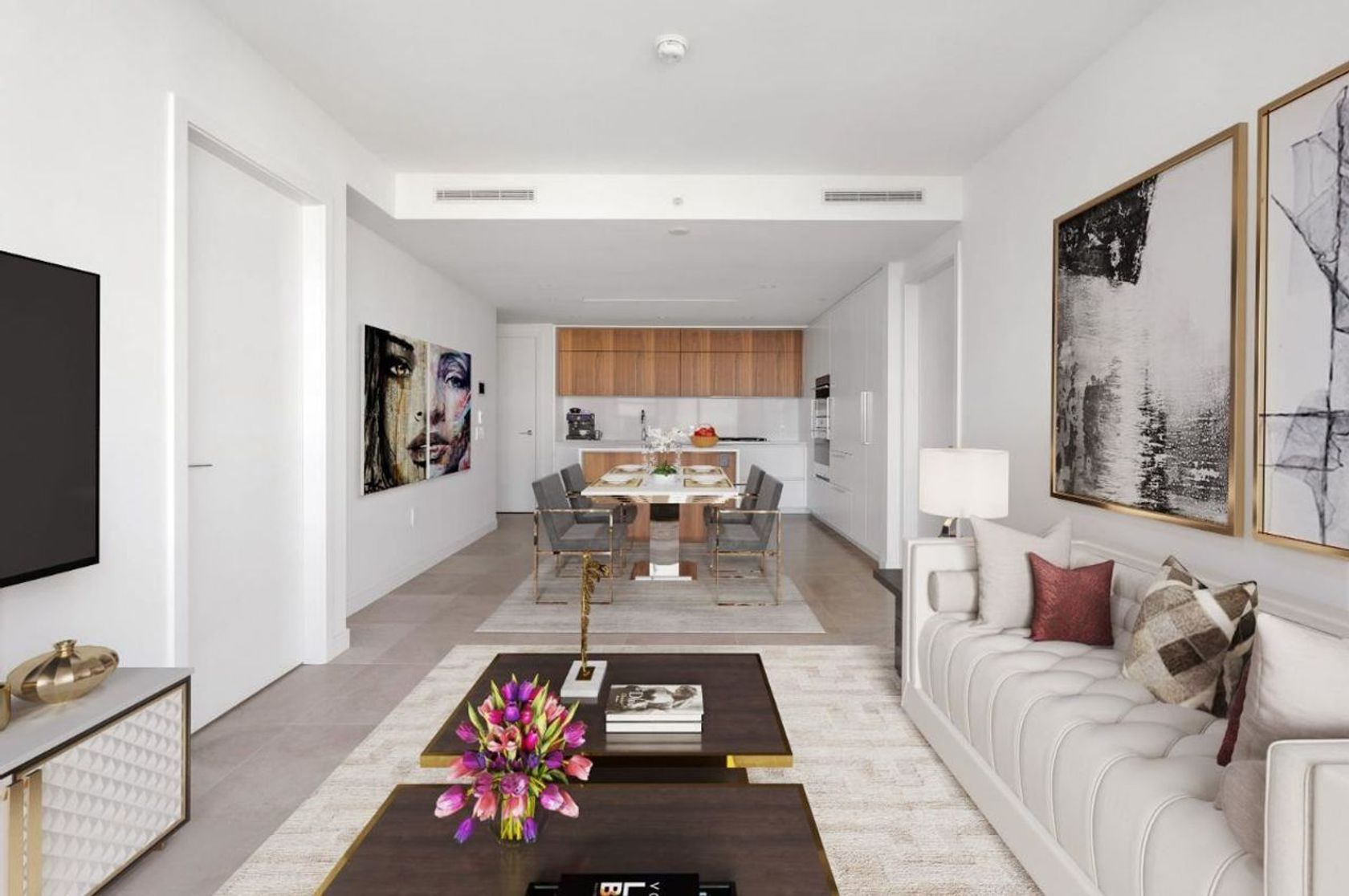1502 - 885 Cambie Street, Downtown VW, Vancouver West