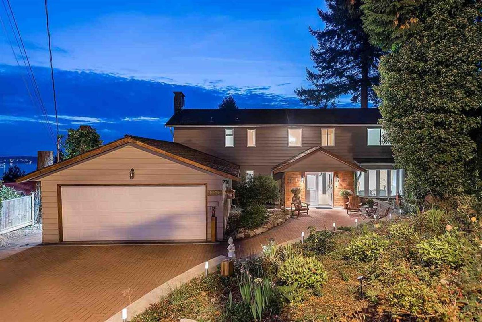 2225 Chairlift Road, Chelsea Park, West Vancouver