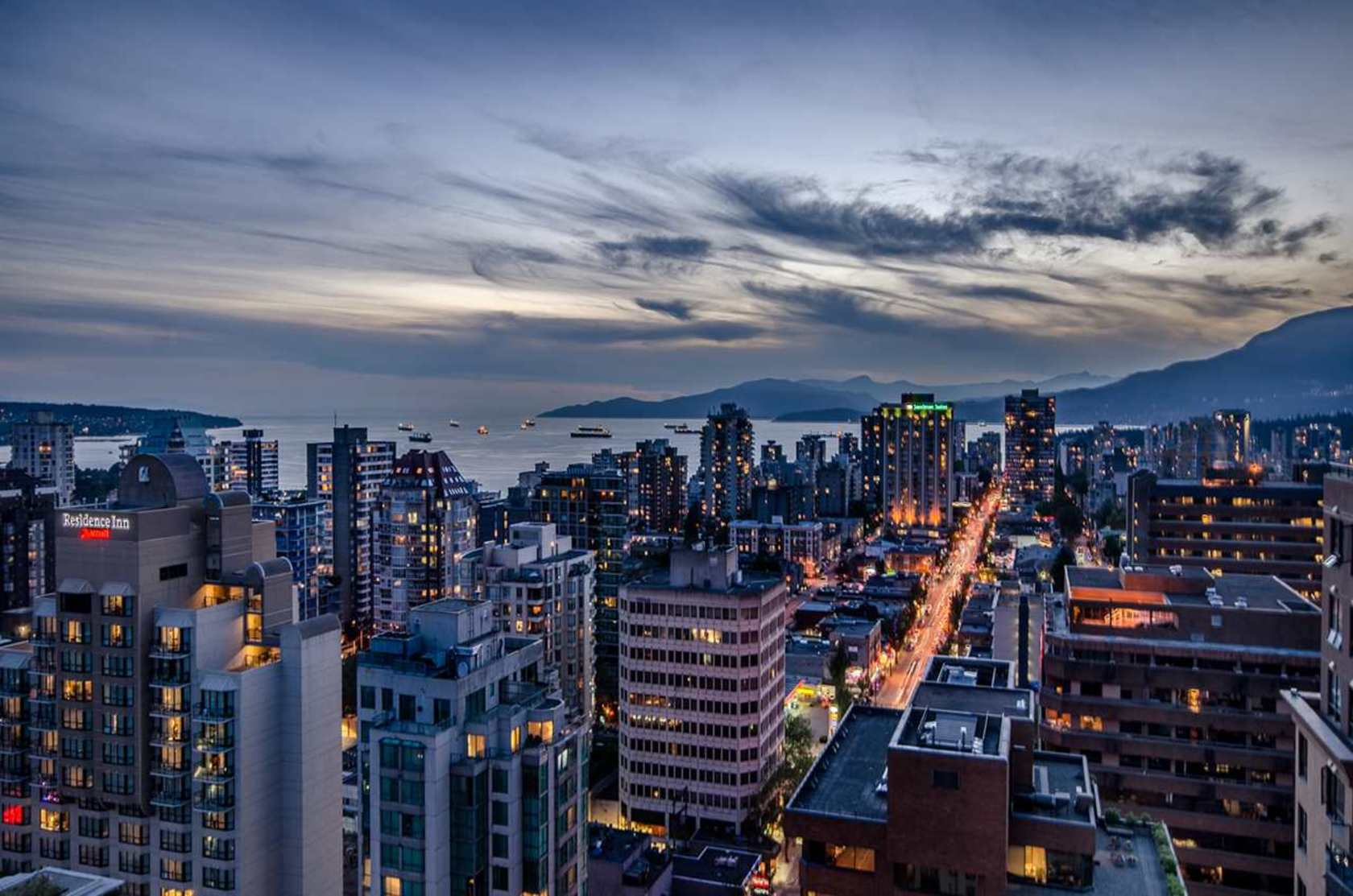 2803 - 1188 Howe Street, Downtown VW, Vancouver West