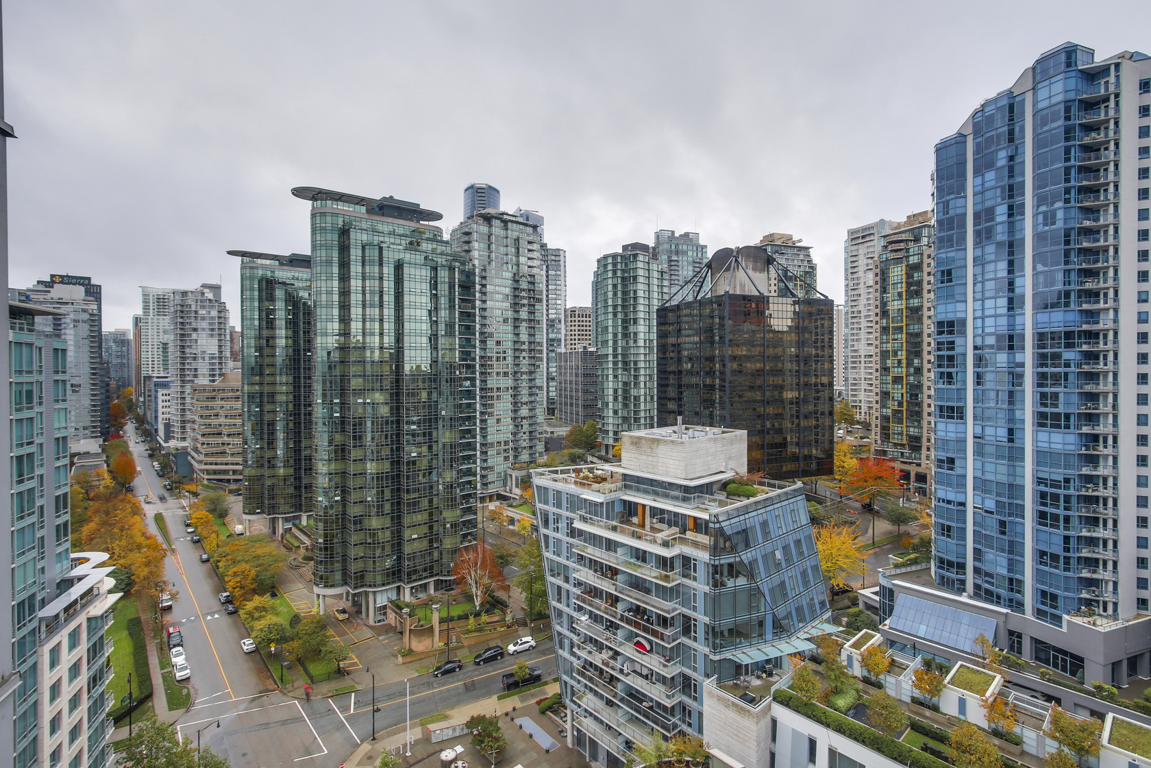11 at 1904 - 590 Nicola Street, Coal Harbour Waterfront (Coal Harbour), Vancouver West