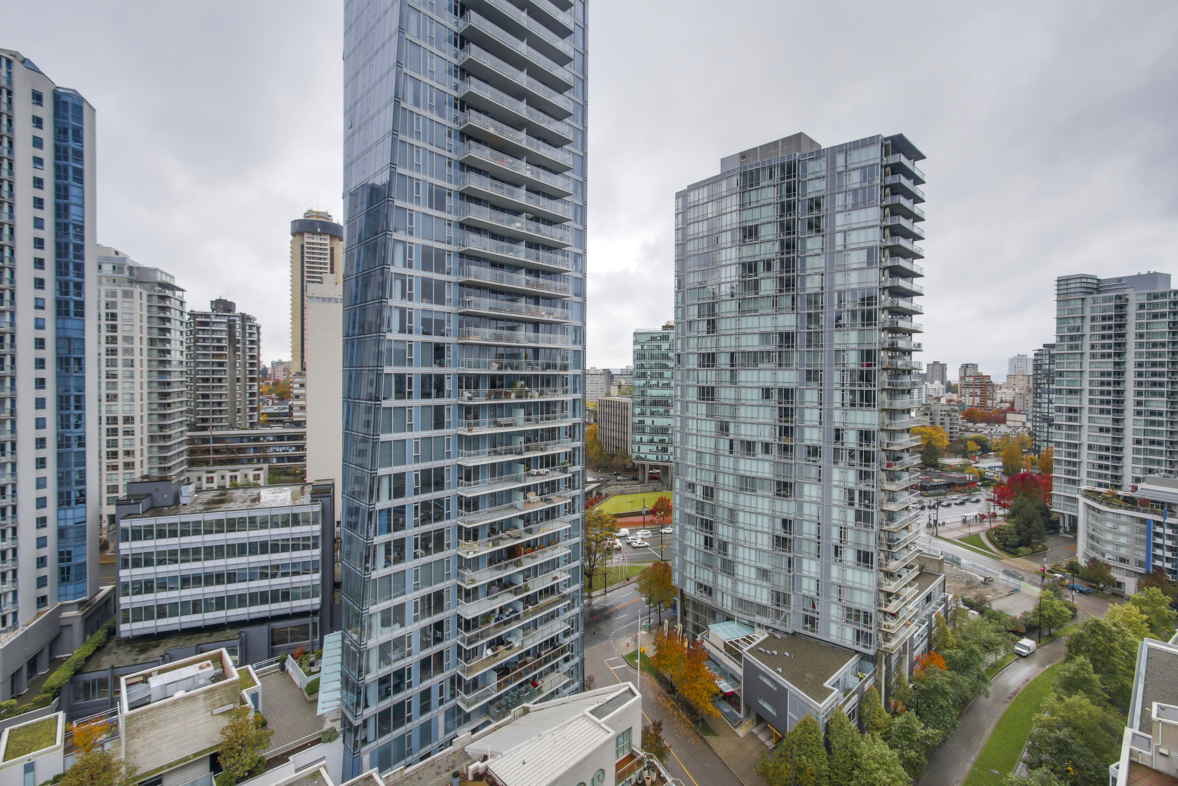 12 at 1904 - 590 Nicola Street, Coal Harbour Waterfront (Coal Harbour), Vancouver West