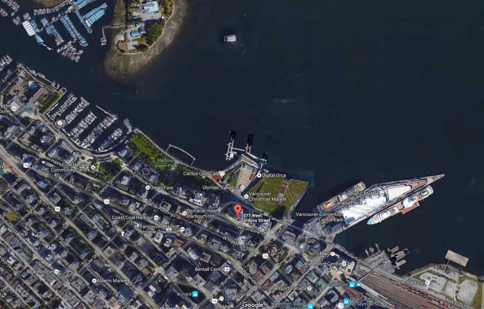 16.jpg at 2806 - 1077 W Cordova, Coal Harbour Waterfront (Coal Harbour), Vancouver West