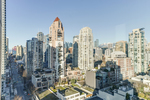19 at 2106 - 388 Drake Street, Yaletown, Vancouver West