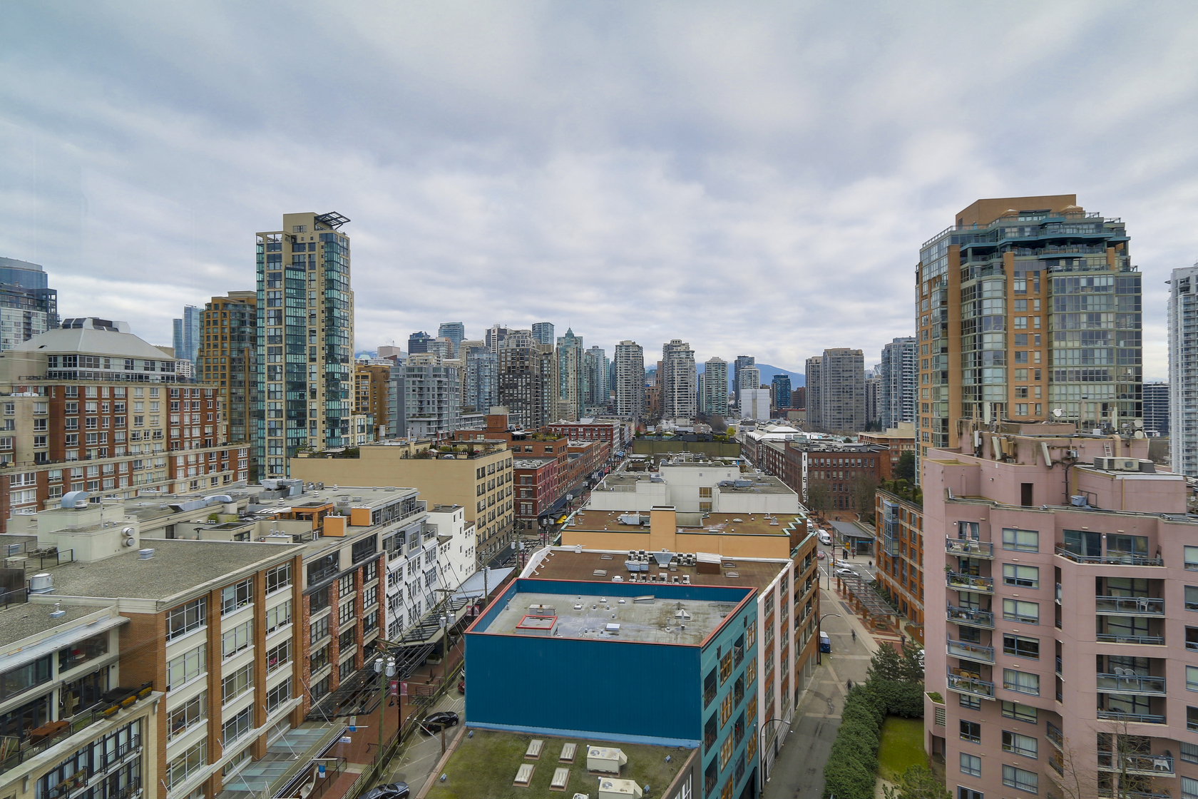 14 at 1501 - 289 Drake Street, Yaletown, Vancouver West