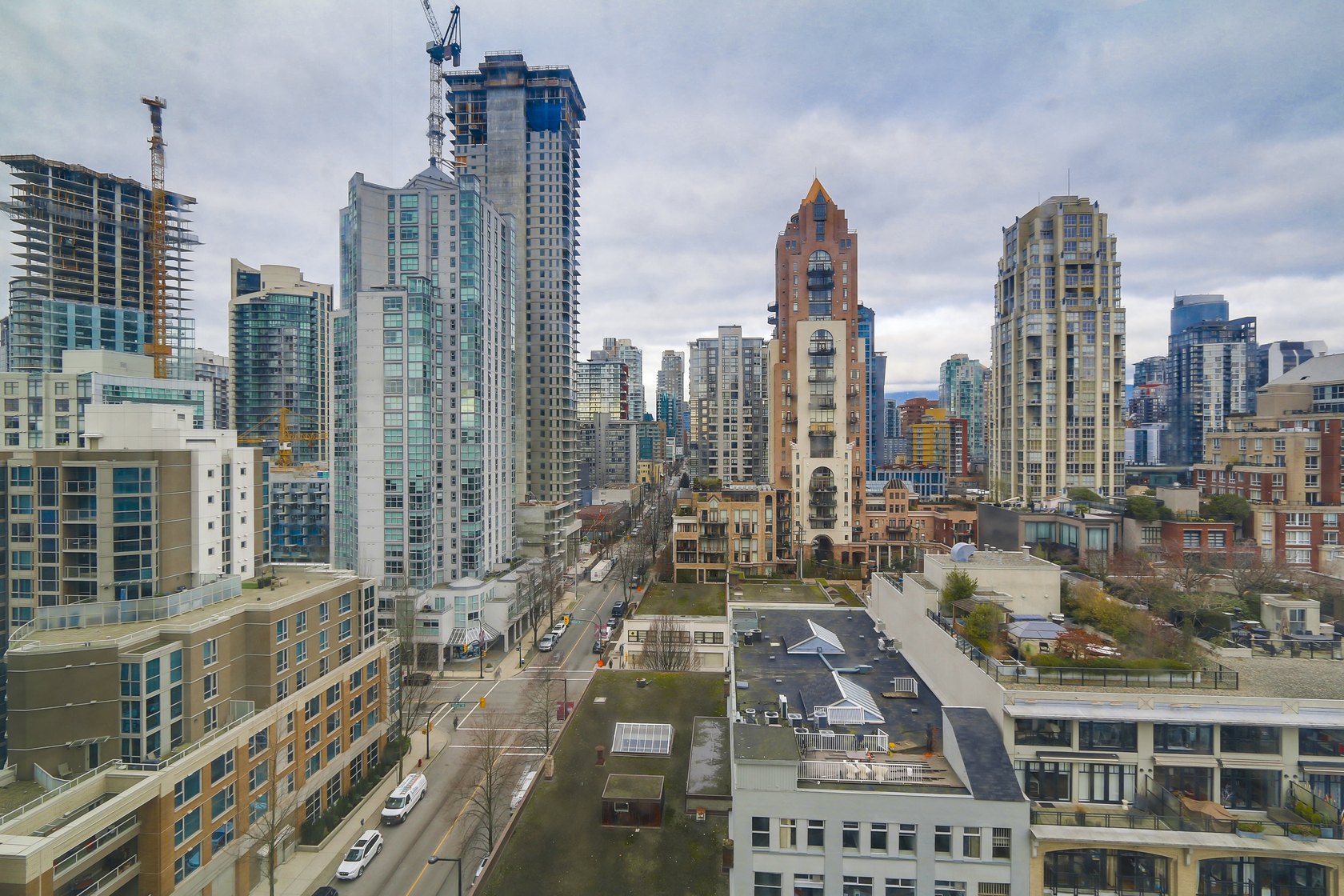 9 at 1501 - 289 Drake Street, Yaletown, Vancouver West