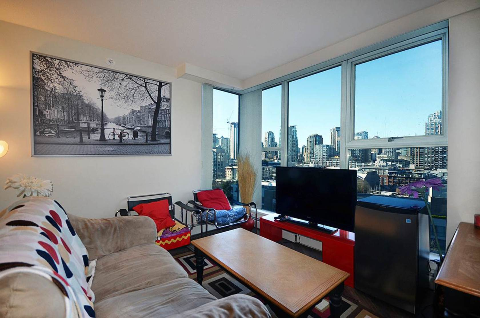 1502 - 1009 Expo Boulevard, Yaletown, Vancouver West