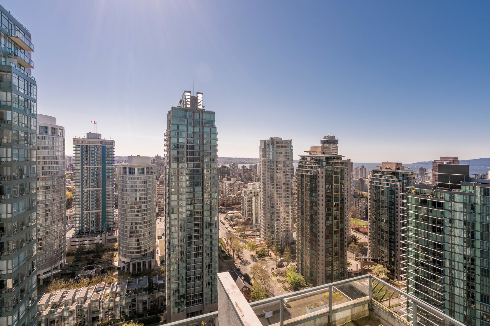 1238 - 3402 Melville at 3402 - 1238 Melville Street, Coal Harbour, Vancouver West